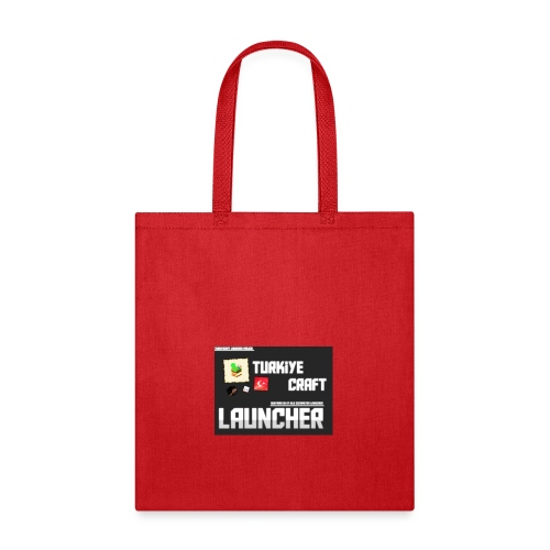 TurkiyeCraft Launcher - Tote Bag