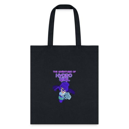 hydro girl tshirt design print - Tote Bag