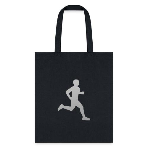 runner - Tote Bag