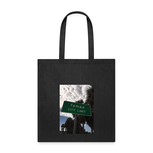 The City Limit tee - Tote Bag