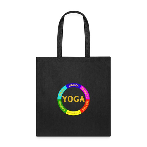 6 ways of Yoga - Tote Bag