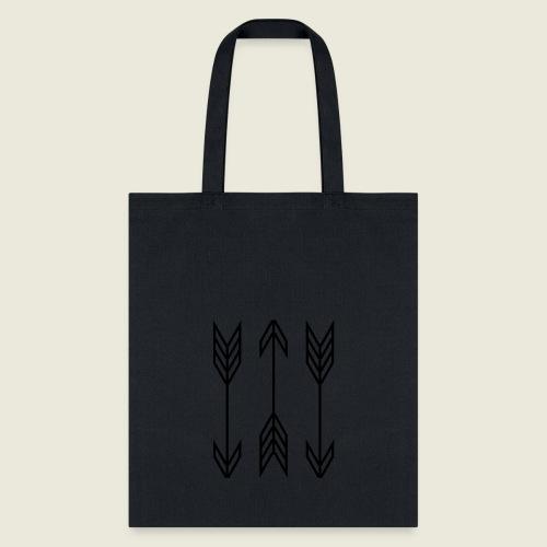 arrow symbols - Tote Bag