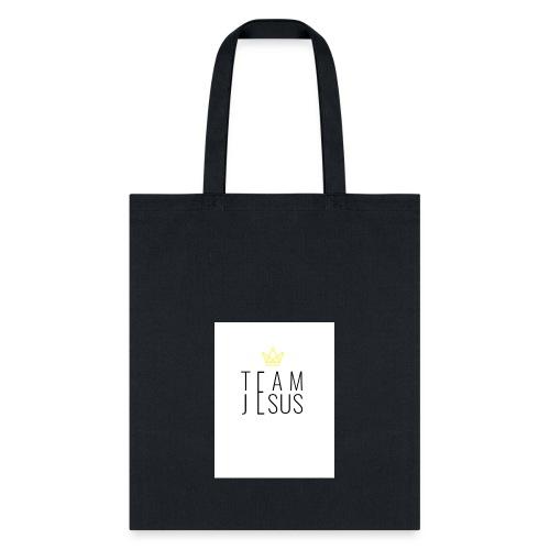 TEAM JESUS3 - Tote Bag