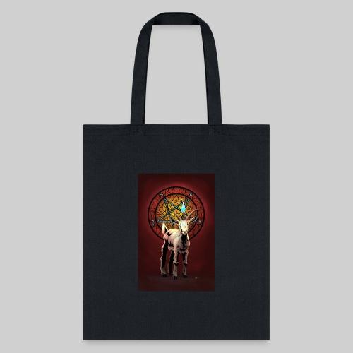 Baby Baphomet - Tote Bag