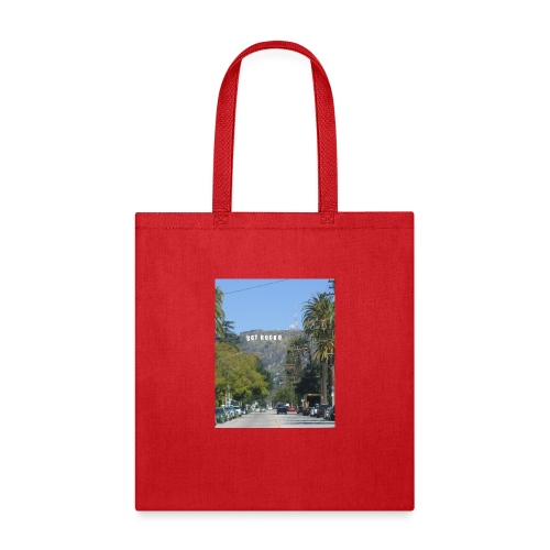 RockoWood Sign - Tote Bag