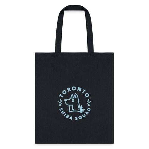 SHIBASQUAD blue - Tote Bag