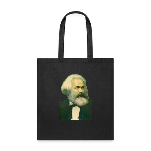 Karl Marx Portrait - Tote Bag