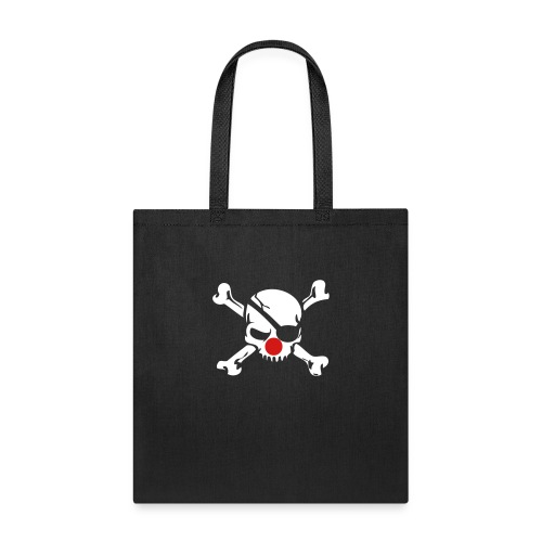 Jolly Roger Clown - Tote Bag