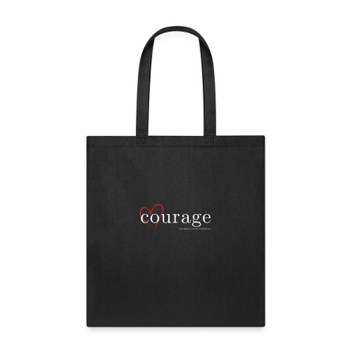 Courageous Women's Conference - Tote Bag