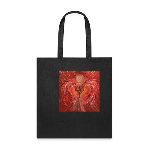 Heartangel of self-worthiness - Tote Bag