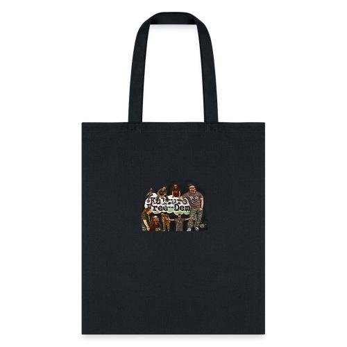 KFree Blackliner Collection - Tote Bag