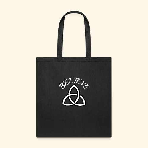 celtic pride believe TEE - Tote Bag