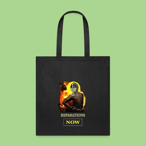 REPARATIONS NOW z - Tote Bag