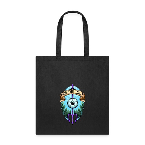 For The Isle Vancouver Island Badge - Pacific FC - Tote Bag