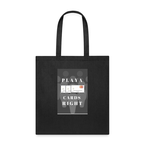 PLAYA CARDS - Tote Bag