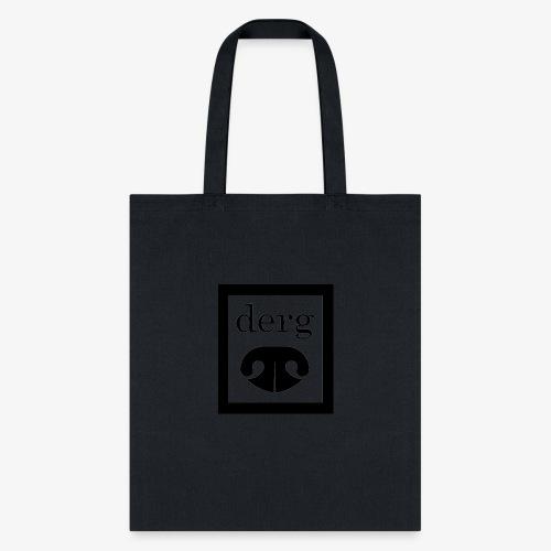 Black Derg - Tote Bag