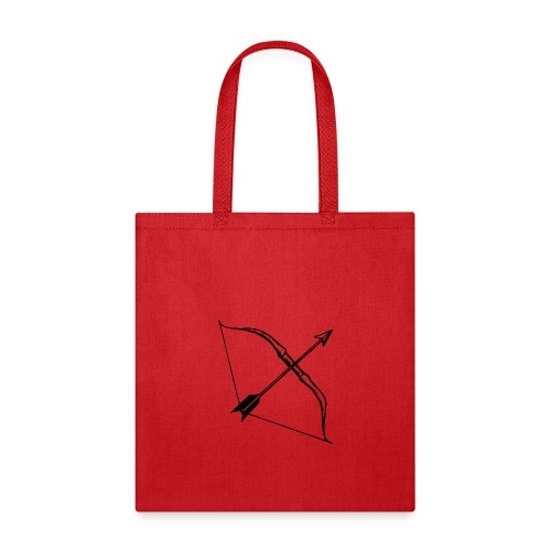 bow and arrow 3 - Tote Bag