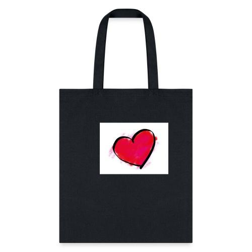 heart 192957 960 720 - Tote Bag