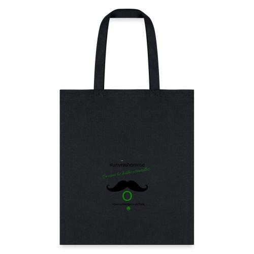 vraihomme - Tote Bag