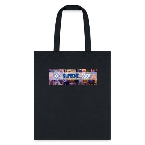 XXI SUPREME GOKU LOGO 2 - Tote Bag