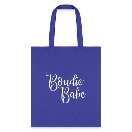Boudie Babe 2 - Tote Bag