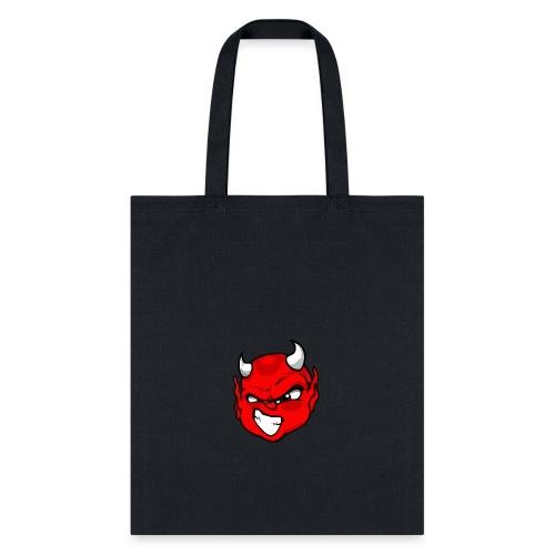 Rebelleart devil - Tote Bag