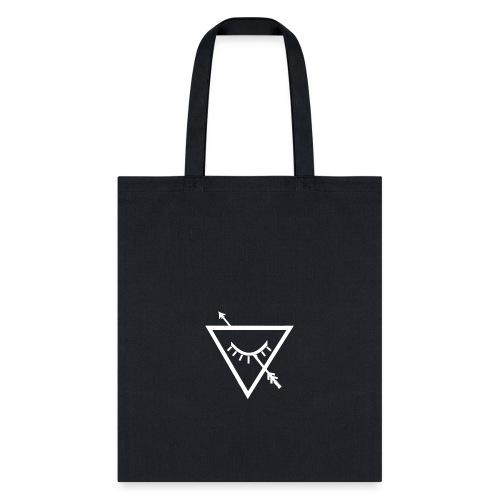 Urban Roots Symbol White - Tote Bag
