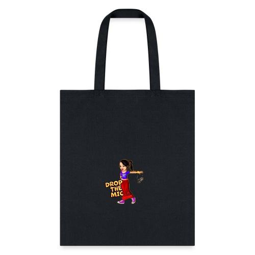 Drop the Mic - Tote Bag