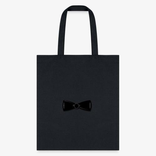 Tuxedo Bowtie - Tote Bag
