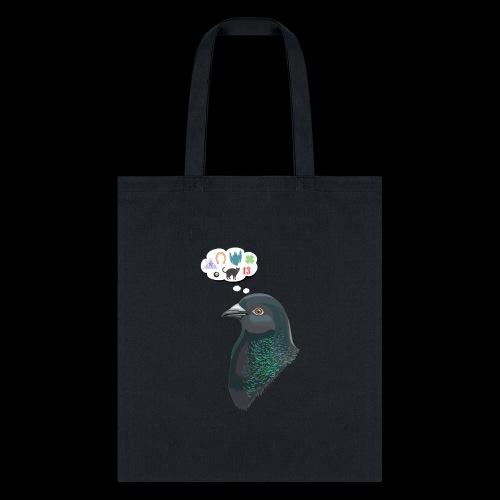 Skinner's Pigeon - Tote Bag