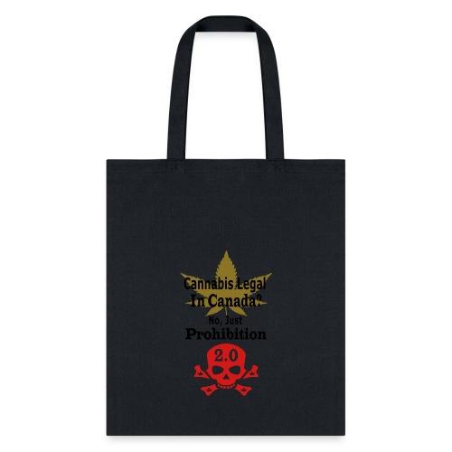 prohibition - Tote Bag