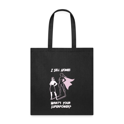 Whats Your Superpower Female - Tote Bag
