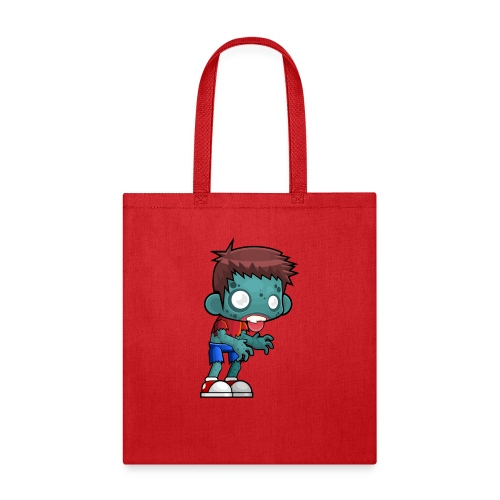 male zombie - Tote Bag