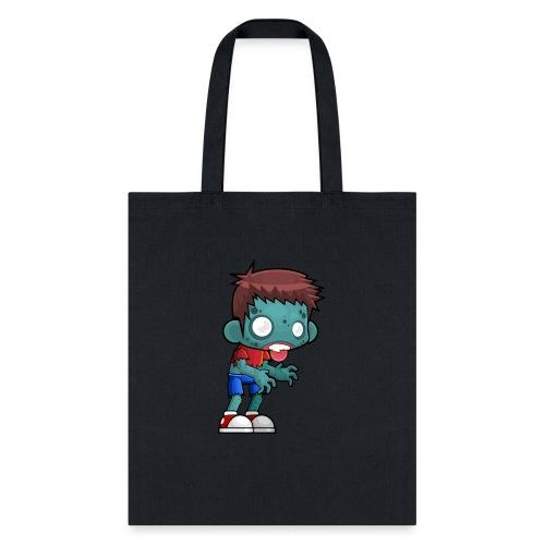 male zombie - Tote Bag