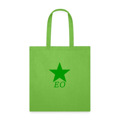EO and Green Star - Tote Bag
