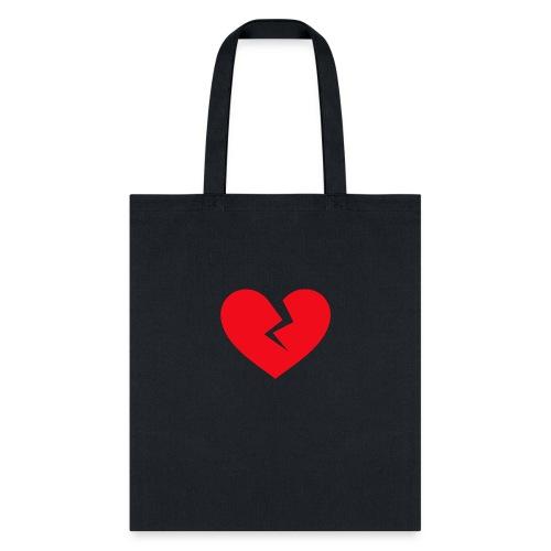 Broken Heart - Tote Bag