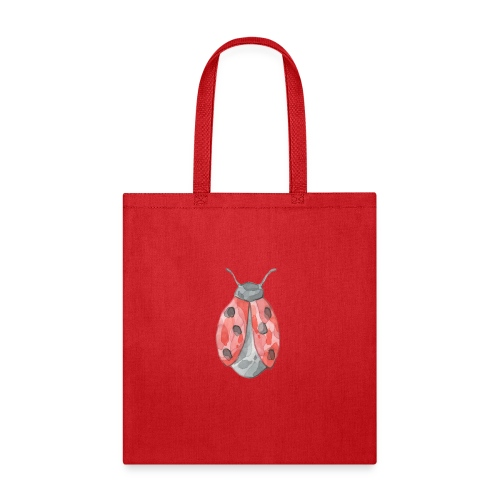 Lady Bug - Tote Bag