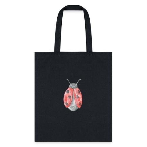 Lady Bug - Tote Bag
