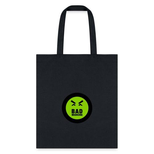 Official Bad Medicine Logo - Tote Bag