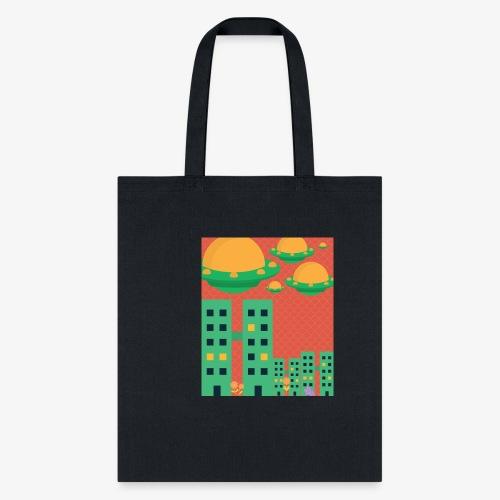 wierd stuff - Tote Bag