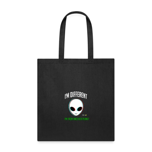 I'm different - Tote Bag