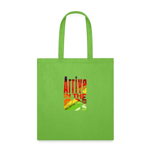 Funk Nation Arrive in the 80s - Tote Bag