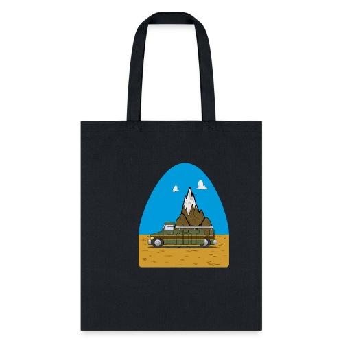faith moves mountains 2018 - Tote Bag