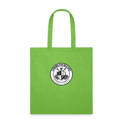 Looking For Heather - Crest Logo - Tote Bag