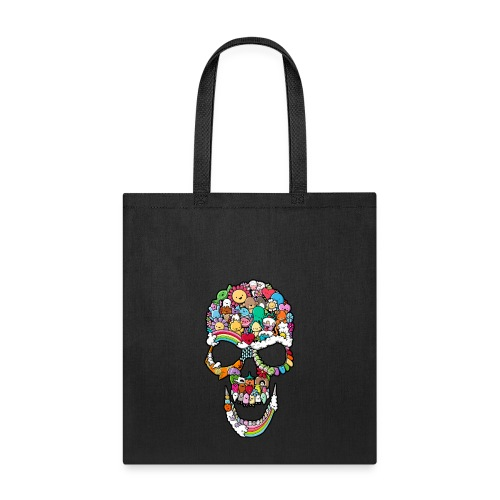 Sweet Skull - Tote Bag