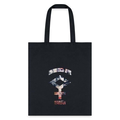 Mantis and the Prayer- Symbol Design - Tote Bag