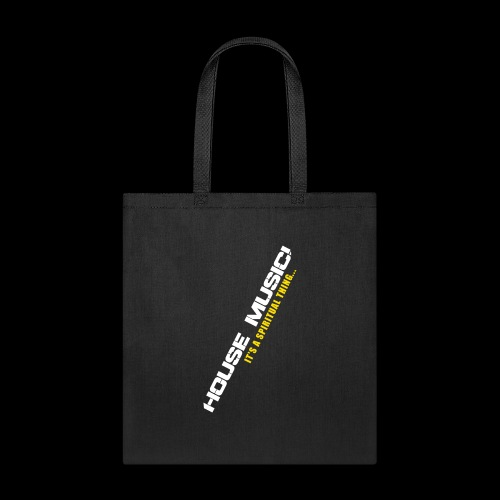 House Music - Tote Bag