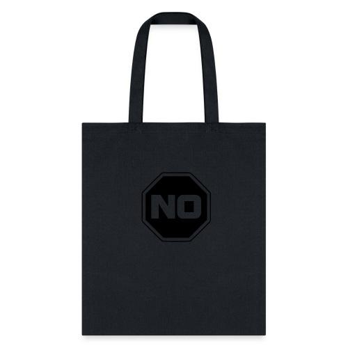 stopp say no - Tote Bag