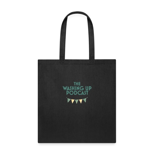 The Washing Up Podcast - Tote Bag