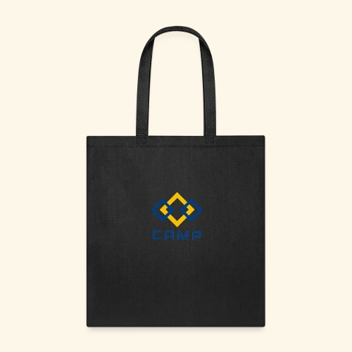 CAMP LOGO and products - Tote Bag